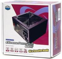 CoolerMaster Power Supply - 600W