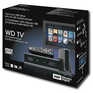 WD TV - HD MEDIA PLAYER