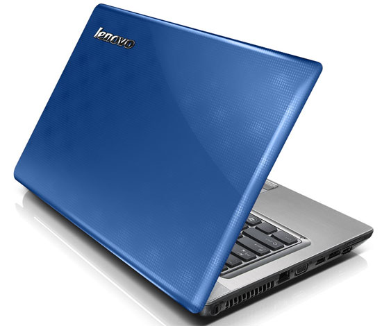 Lenovo IdeaPad Z460 -59-069610.Blue