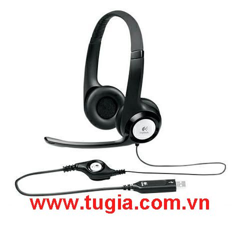tai nghe Headphone Logitech CLEARCHAT