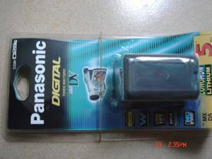 Pin Panasonic CGR-D28s