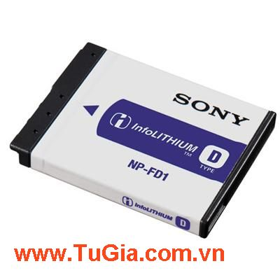 Pin SONY NP-FD1 (Pin SONY dòng D For DSCT70/ DSCT200 / DSCT300/ DSCT2..)