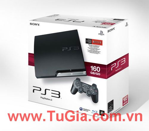 Máy chơi Game  Playstation 3-160GB Slim