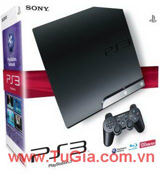 Máy chơi Game  Playstation 3-120GB Slim
