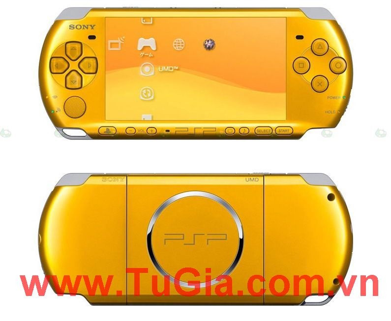 Sony PlayStation Portable (PSP) 3006 (Piano Yello