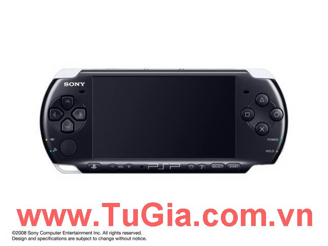 Sony PlayStation Portable (PSP) 3000 PB (PSP 3006) (Piano Black)