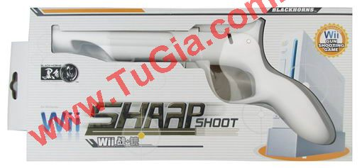 Wii Sharp Shoot (short gun)