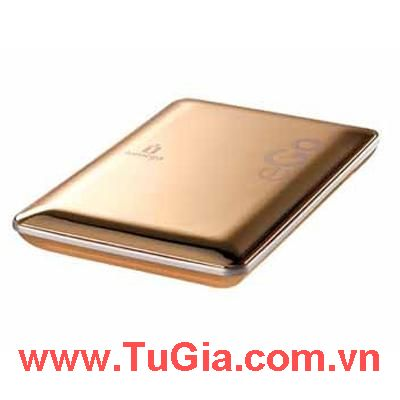 IOMEGA Protable e-Go 500Gb Gold