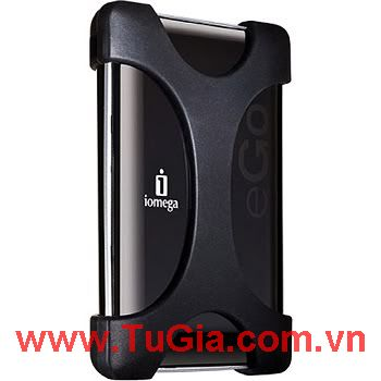 IOMEGA Protable e-Go 500Gb 3.0 (Blackbelt) USB 3.0