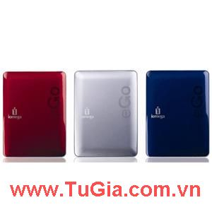 IOMEGA Protable e-Go 500Gb ( Red/ Blue/ Silver) USB 3.0