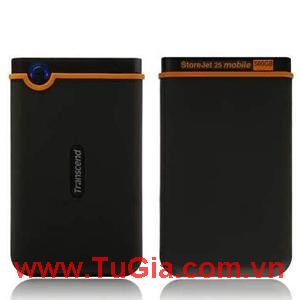 TRANSCEND 640GB STOREJET MOBILE M2