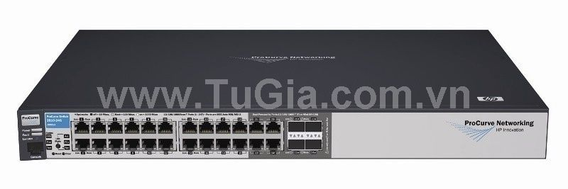 HP ProCurve Switch 2810-24G