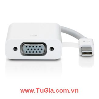 Mini DisplayPort to VGA Adapter