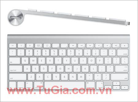 Apple KeyBoard Wireless - bàn phím apple không