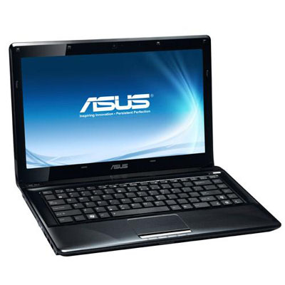 Laptop ASUS X42F-VX121 core i3 370 ram 2gb hdd 320