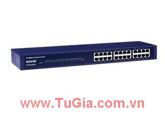 Switch - Bộ chia mạng TENDA TEH2400M 24 Port Switch Ethernet 10/100 Mbps