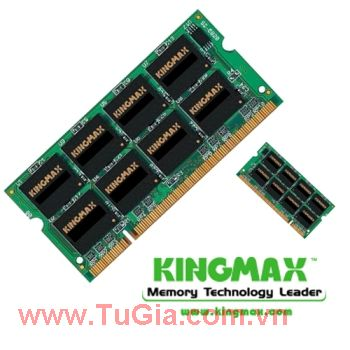 Ram KINGMAX (8.0GB) DDR3 1333MHz for notebook