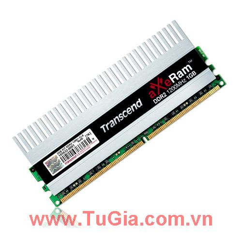 TRANSCEND™ eXeRAM (2.0GB - bộ KIT 2*1GB)