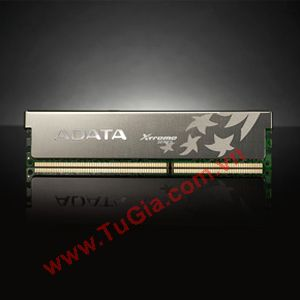 ADATA™ Retail box X Series DDR3 4GB 2000X