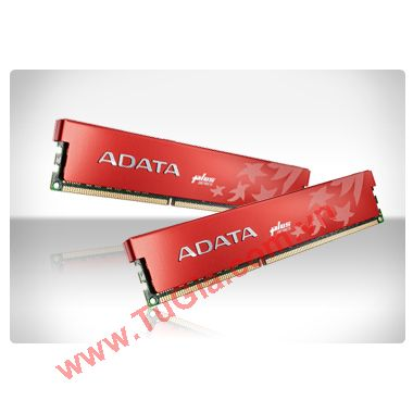 ADATA™ Retail box Plus Series DDR3 4GB/1600+