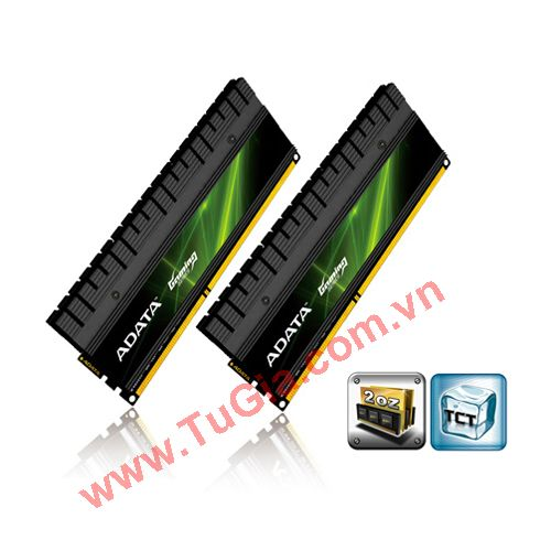 ADATA™ Retail box Gaming Series DDR3 8GB 1600G