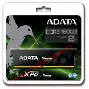 ADATA™ Retail box Gaming Series DDR3 2GB 1600G