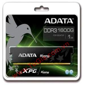 ADATA™ Retail box Gaming Series DDR3 1GB 1600G
