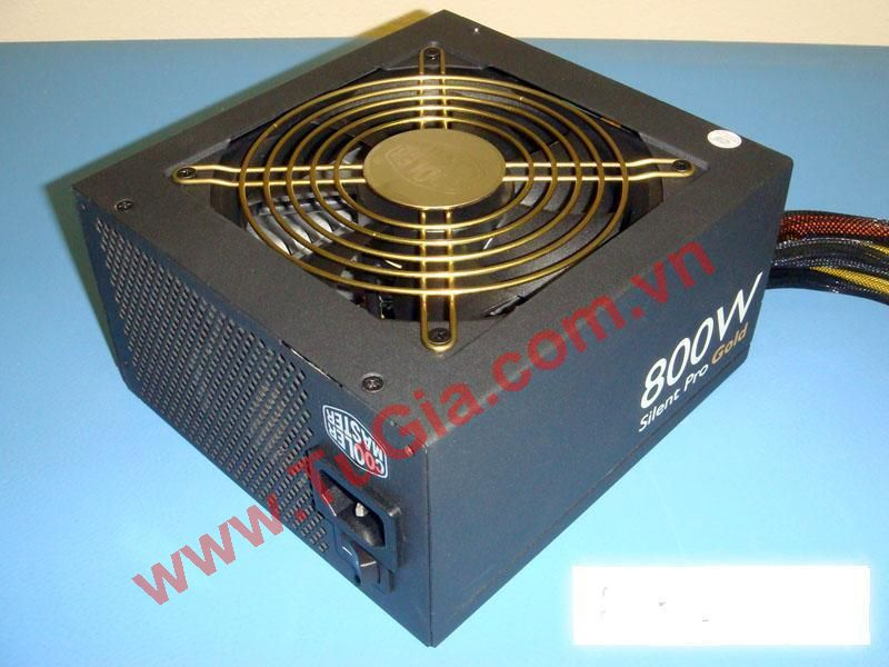 CoolerMaster SILENT PRO GOLD 800W
