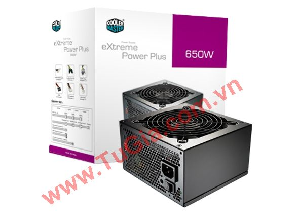 Nguồn Cooler Master eXtreme Power Plus 650W (RS-
