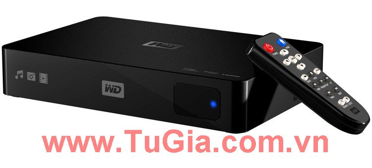 Đầu phát HD (hd player) WD ELEMENTS PLAY 1TB Multimedia