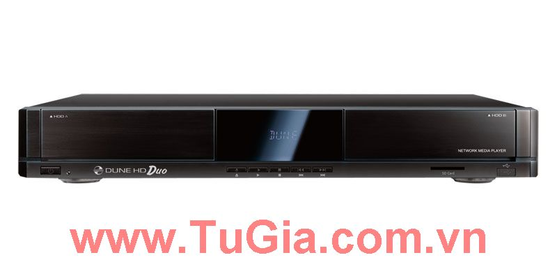 Đầu phát HD (hd player) DUNE HD DUO
