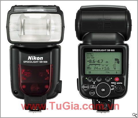 Đèn Flash: Nikon Flash Speedlight SB-900