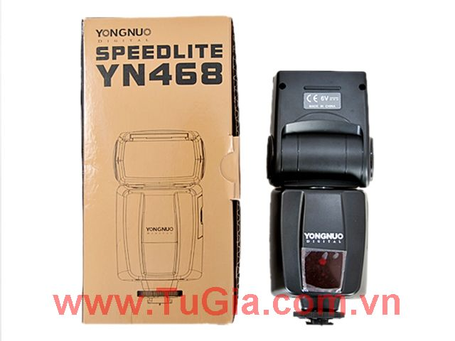 Đèn Flash YONGNUO YN468