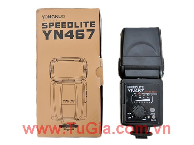 Đèn Flash YOUNGNUO YN467