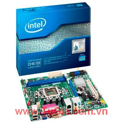 INTEL DH61BE BOX