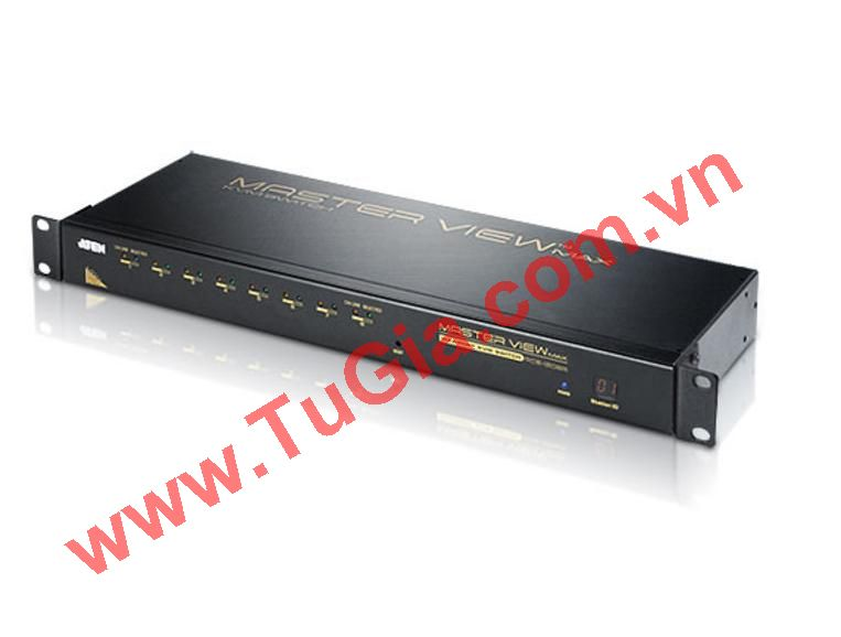 ATEN KVM Switch 8 cổng CS-1208A (8-Port PS/2 KVM Switch ACS1208A)