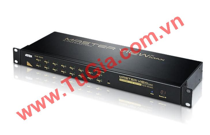 ATEN KVM Switch 16 cổng CS-1216A (16-Port PS/2 KVM Switch ACS1216A)
