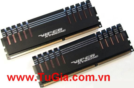 PATRIOT 8Gb (2*4GB) Viper Xtreme Performance DDRAM III Bus 1866