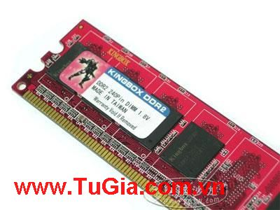 Kingbox 2Gb DDR2 Bus 800