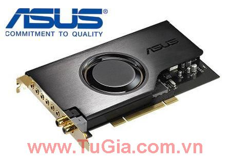 Asus Sound XONAR D2 INTERNAL SOUND CARD 7.1 PCI
