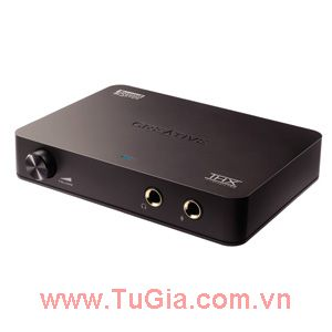 Creative Sound Blaster Digital Music Premium HD SB