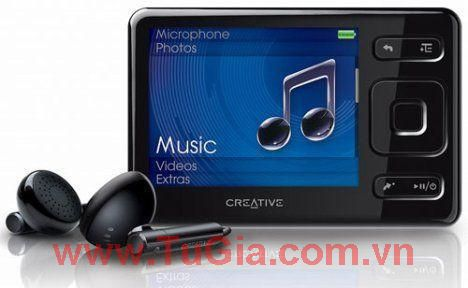 CREATIVE ZEN MX FM 16GB BLACK