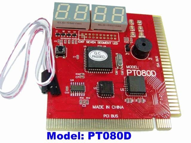 Card test Mainboard (Kiểm tra lỗi Mainboard cho PC) Sk 478/ SK 775/ SK 1155/ SK 1156 / SK 1366
