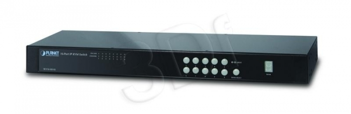 KVM Switch  8-Port IP KVM : IKVM-8010