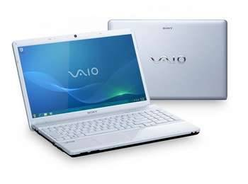 Sony Vaio VPC-EB33FX/W (Intel Core i3-370M 2.4GHz, 4GB RAM, 500GB HDD, VGA Intel HD Graphics, 15.6 i
