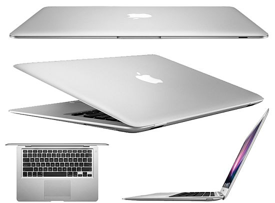 MacBook Air 2011- 13.3 - Vỏ kim loại Metal - S