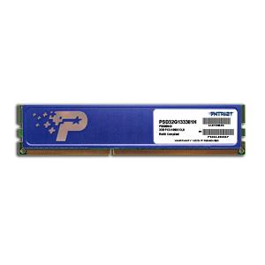Patriot 2Gb DDRam III Bus 1333