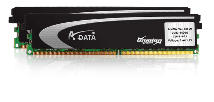 ADATA 2GB DDR3 Bus 1600 Gaming Series