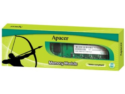 Apacer 4Gb DDramIII Bus 1333