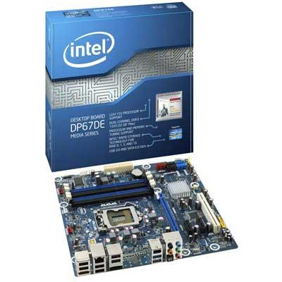 INTEL DP67DE BOX